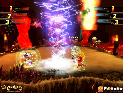 Dragonica Screen