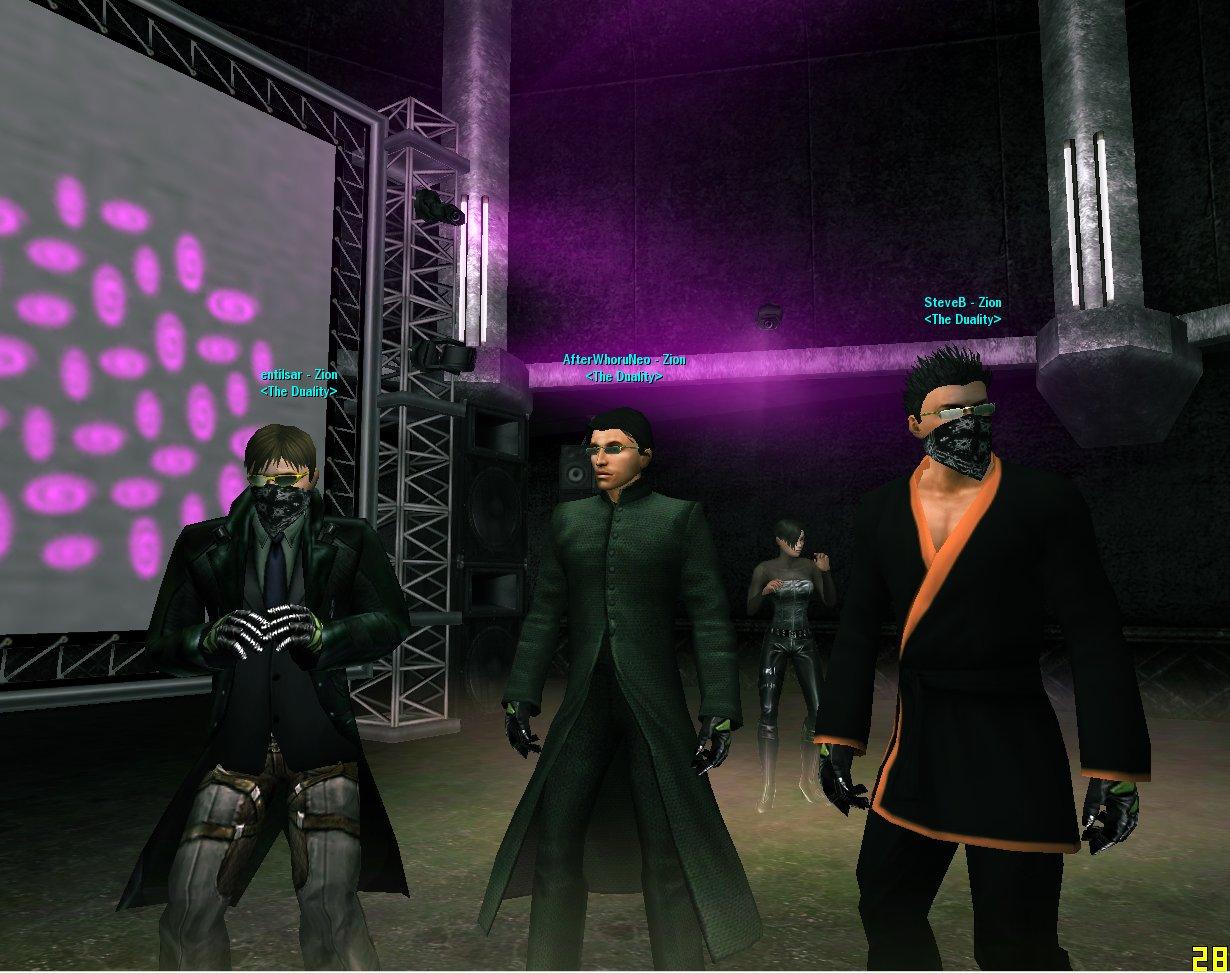 Matrix Online - Last Days Club Duality