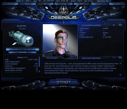 Deepolis Screen 3